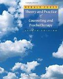 Theory and Practice of Counseling and Psychothera