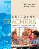 Building Teachers- W/CD