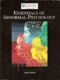 Essentials of Abnormal Psychology (Kaplan University Edition)
