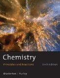 Chemistry: Principles and Reactions Student Solutions Manual