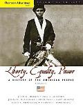 Liberty, Equality, Power A History of the American People, to 1877, Compact
