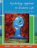 Psychology Applied to Modern Life -Personal Explorations Workbook