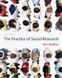 Guided Activities for Babbie's The Practice of Social Research, 12th