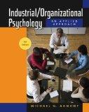 Aamodt's Industrial/Organizational Psychology Applications Workbook