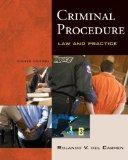 Bundle: Criminal Procedure: Law and Practice, 8th + WebTutor(TM) ToolBox for WebCT(TM) Print...