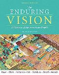 The Enduring Vision, Volume II: Since 1865 (Available Titles CourseMate)