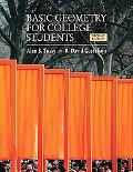 Basic Geometry for College Students: An Overview of the Fundamental Concepts of Geometry (Av...