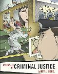 Essentials of Criminal Justice, Reprint