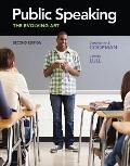 Public Speaking: The Evolving Art (with Enhanced eBook, Web Site, Interactive Video, Speech Studio, Audio Study Tool, InfoTrac 1-Semester Printed Access Card)