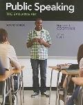 Public Speaking: The Evolving Art (Book Only)