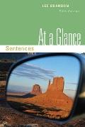 At a Glance: Sentences