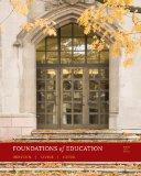 Bundle: Foundations of Education, 11th + Premium Web Site Printed Access Card