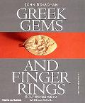Greek Gems and Finger Rings Early Bronze Age to Late Classical