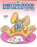Early Childhood Basic Skills Activities