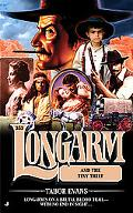 Longarm and the Tiny Thief (Longarm #353)