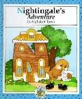 Nightingale's Adventure in Alphabet Town - Laura Alden - Paperback