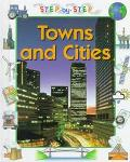 Towns and Cities - Patience Coster - Hardcover - 1st American Edition