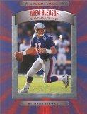 Drew Bledsoe: Stand and Deliver - Mark Stewart - Library Binding