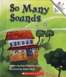 So Many Sounds (Rookie Readers: Level A)