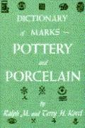 Dictionary of Marks: Pottery and Porcelain