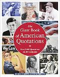 Giant Book of American Quotations
