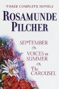 Rosamunde Pilcher Three Complete Novels