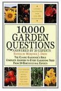 10,000 Garden Questions - Marjorie J. Dietz - Hardcover - Bargain