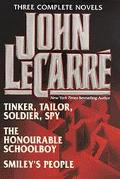 John Le Carre:three Complete Novels