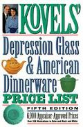 Kovels' Depression Glass and American Dinnerware Price List - Ralph Kovel - Paperback - 5th ed