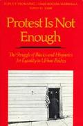 Protest is Not Enough
