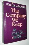 The Company We Keep: An Ethics of Fiction