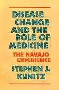 Disease Change and the Role of Medicine The Navajo Experience