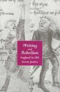 Writing and Rebellion England in 1381
