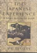 Japanese Experience A Short History of Japan