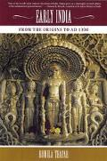 Early India From the Origins to Ad 1300
