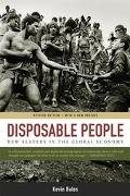 Disposable People New Slavery in the Global Economy