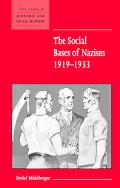 Social Bases of Nazism, 1919-1933