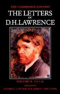 Letters of D.H. Lawrence