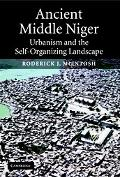 Ancient Middle Niger Urbanism And The Self-organizing Landscape