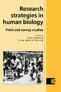 Research Strategies in Human Biology Field And Survey Studies