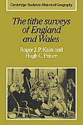 Tithe Surveys of England and Wales