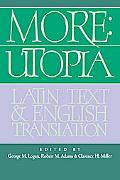 Utopia Latin Text And English Translation