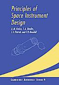 Principles of Space Instrument Design