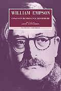 William Empson Essays on Renaissance Literature