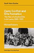 Caste Conflict Elite Formn