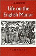 Life on the English Manor