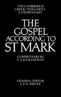 Gospel According to Saint Mark