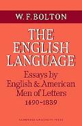 English Language: 1490-1839, Vol. 1