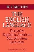 English Language: 1490-1839, Vol. 1