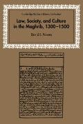 Law, Society and Culture in the Maghrib, 1300-1500 (Cambridge Studies in Islamic Civilization)